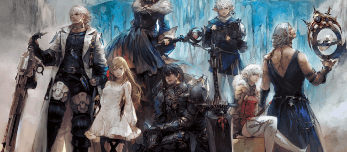 © SQUARE ENIX CO., LTD. All Rights Reserved.